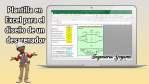Plantilla en Excel para el diseño de un desarenador. XLS