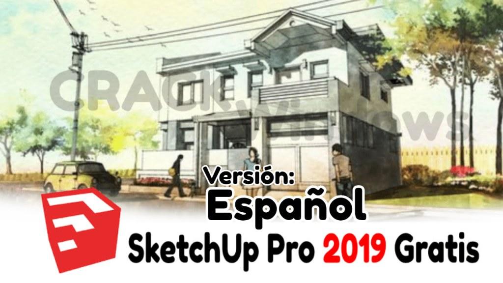 sketchup pro 2019 en español