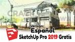 Descargar Sketchup 2019 PRO en español de 64 bits