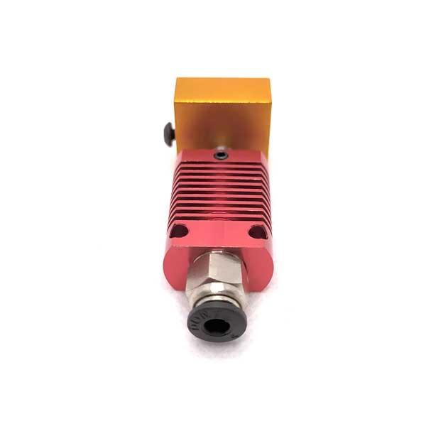 Racor conector neumático para tubo de teflón impresora 3D ingenio triana