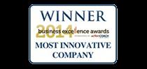 Most Innovative Company Accreditation