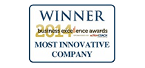 Most Innovative Company Accreditation