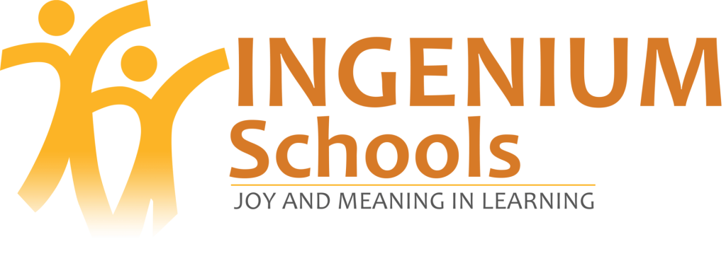 Ingenium Schools Stacked Logo