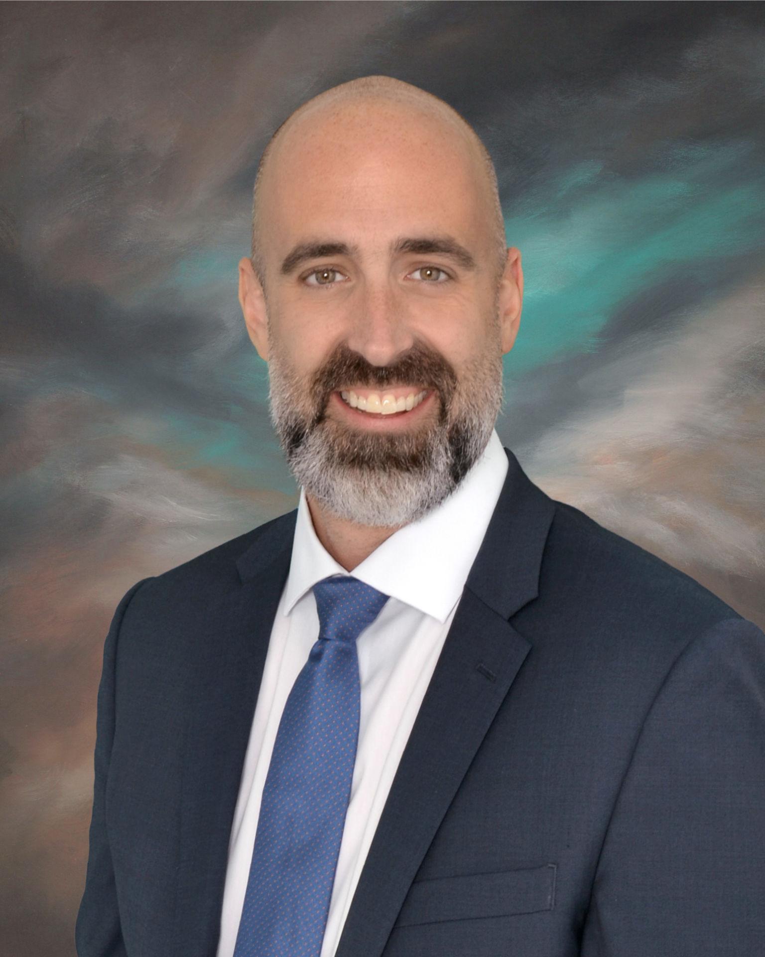 Superintendent, Jake Rodgers