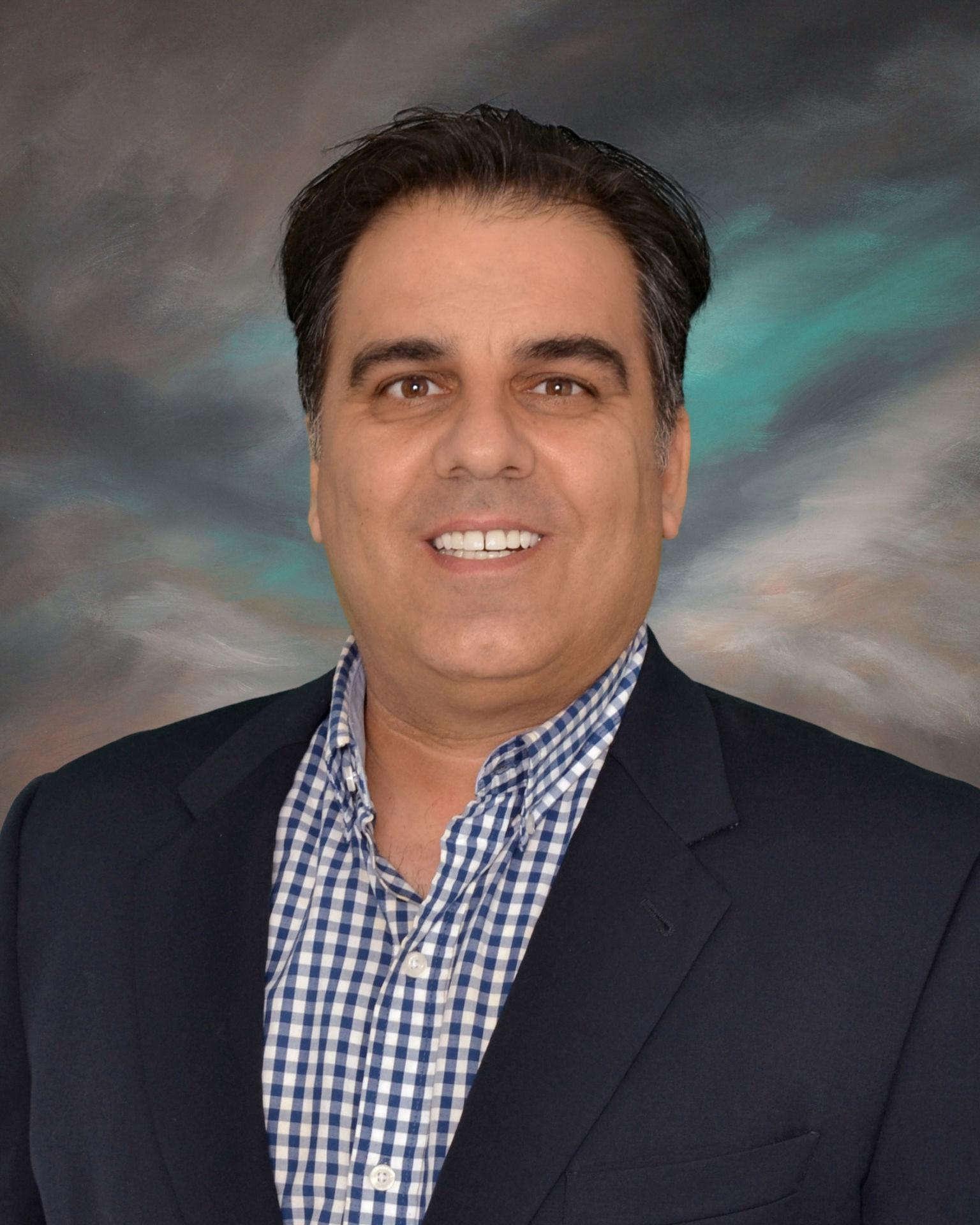 David Zlaket, Child Nutrition Director