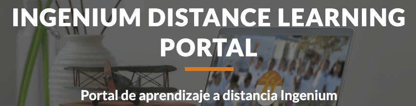 Distance Learning Portal Banner