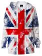 Union Jack Vec Hoodie