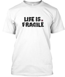Life is Fragile - blk3