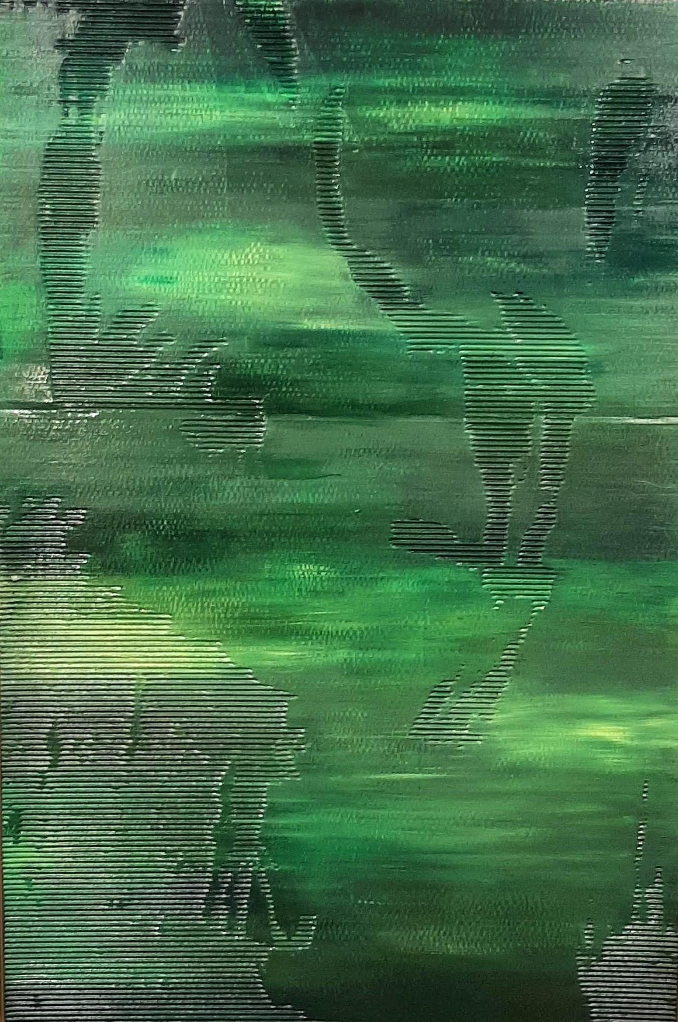 Kunst gemaakt in Atelier depARTure te Baarn door Inge Prins van Wijngaarden.