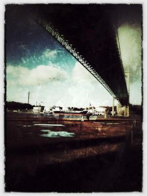 Älvsborgsbron iFånen