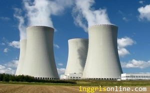 gambar nuclear power untuk penjelasan discussion text dan contohnya beserta penjelasannya