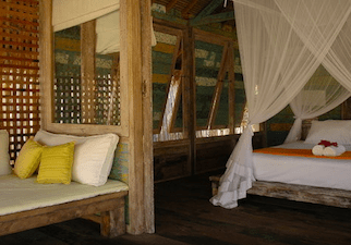 Villa Bambu Gili Trawangan accommodation