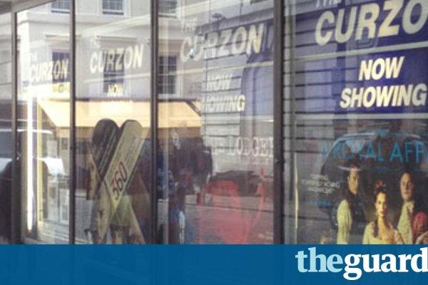Curzon Mayfair sinema film sanat Londra
