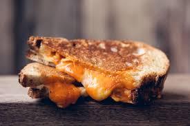 Melt Room peynirli tost sıcak sandviç Londra ızgara gurme