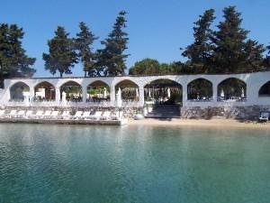 Paparazzi Beach Club İzmir Çeşme deniz güneş kum kumsal plaj sahil mavi Ayayorgi Koyu Aya Yorgi