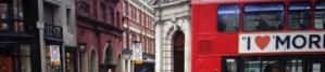 London red bus kırmızı otobüs Londra şehir kent