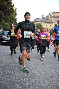 correre contro lo stress