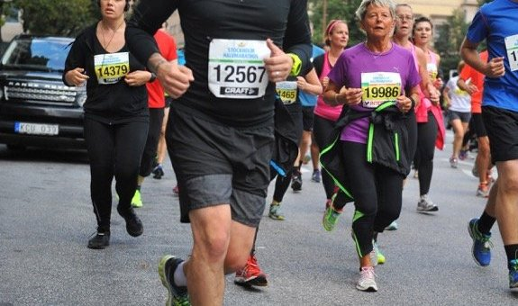Andrea Wierer runner