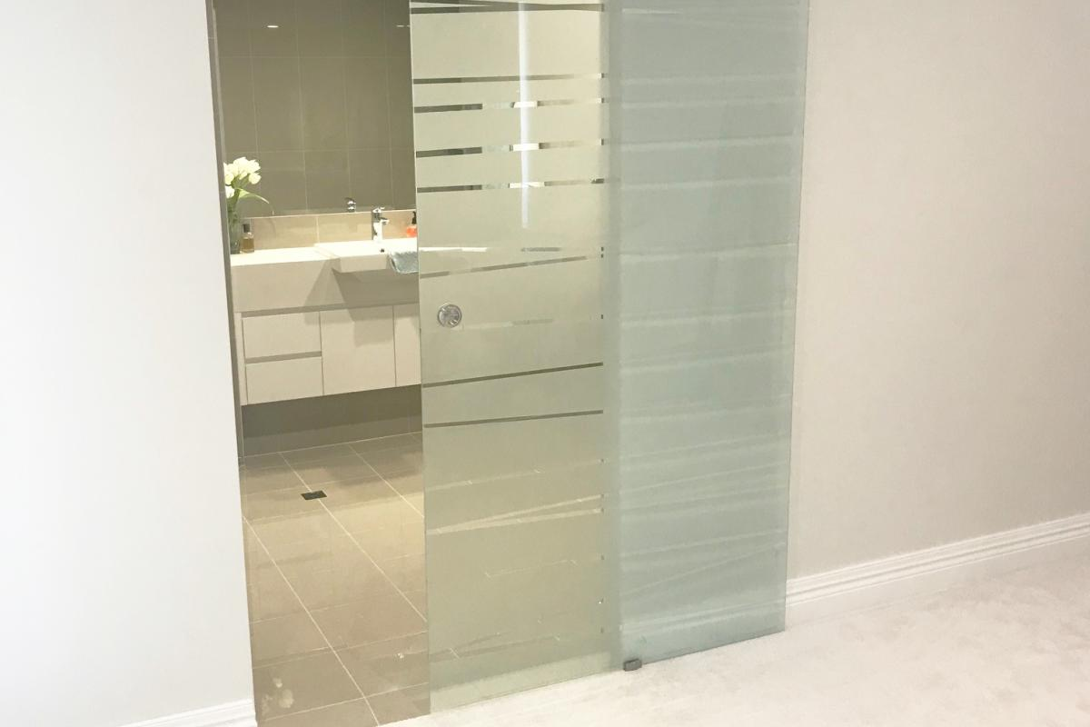 Glass Sliding Doors In Glass Design