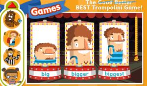 trampollini game