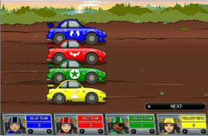 rally game
