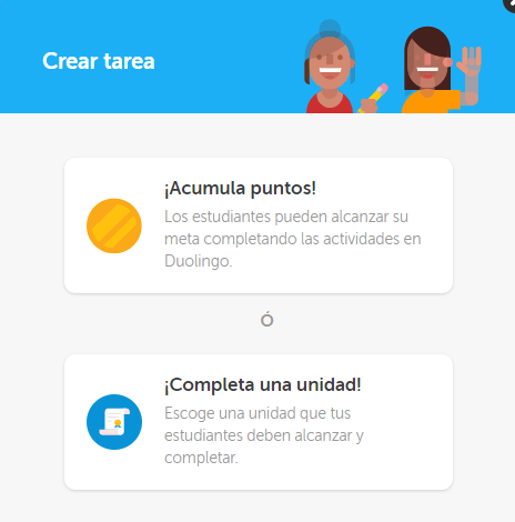 Duolingo for schools