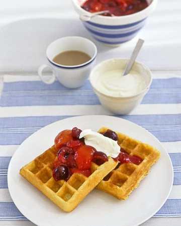 waffles martha