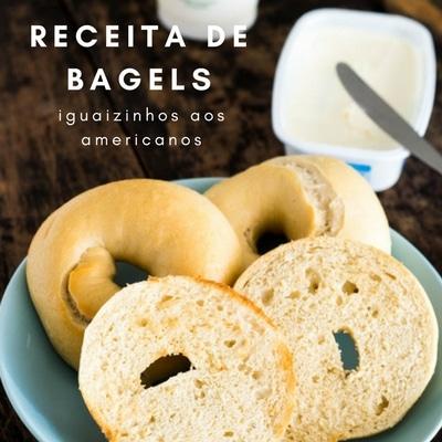 Receita de Bagels | Inglês Gourmet