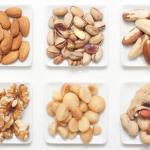 Nuts/Nozes* {Lista de Oleaginosas em Inglês}