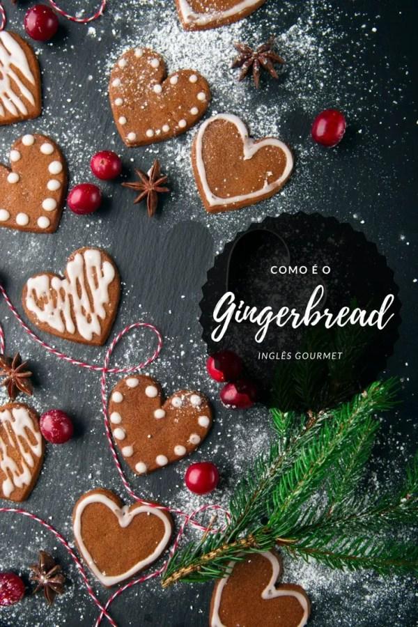 Como é o Gingerbread? | Inglês Gourmet
