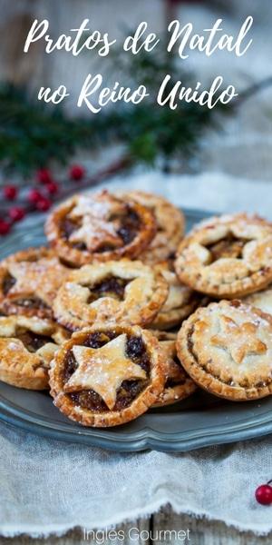 Pratos de Natal no Reino Unido | Inglês Gourmet