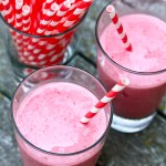Receita: Strawberry Smoothie {Receitas Traduzidas}