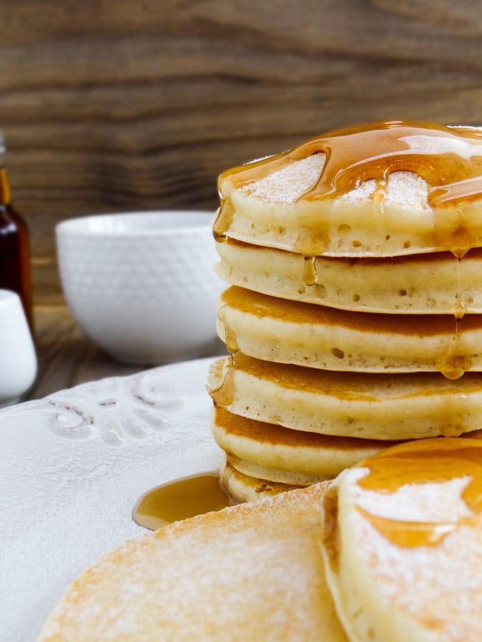 Receita de Pancakes