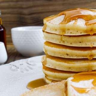Receita de Pancakes | Inglês Gourmet