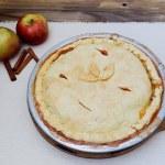 Receita de Apple Pie – Torta de Maçã Americana