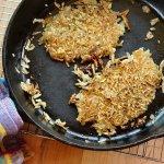 Hash Brown: prato típico do café da manhã americano