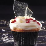 Receita de Halloween: Broken Glass Cupcakes