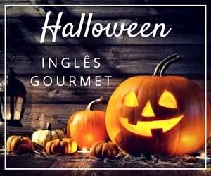 halloween inglês gourmet