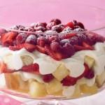 Trifle: Uma Tradicional Sobremesa Inglesa