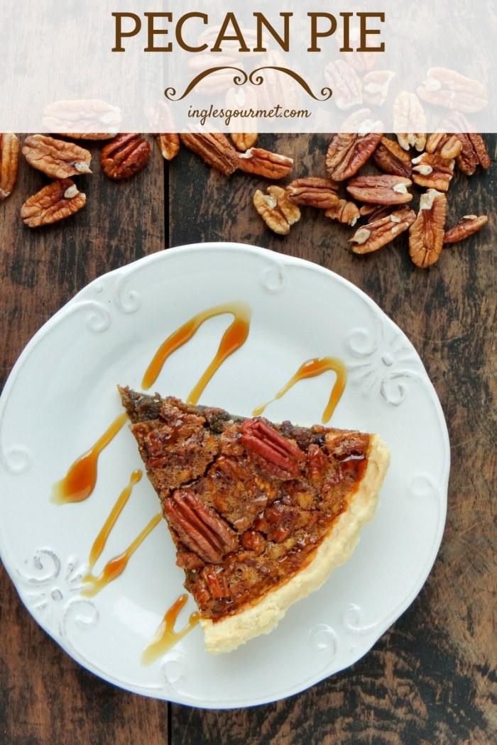 Receita de Pecan Pie | Inglês Gourmet