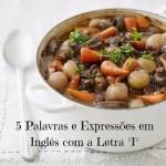 """5 Palavras e Expressões em Inglês com a Letra """"I"""""""