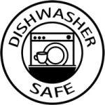 """O que quer dizer """"Dishwasher Safe""""?"""