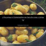 """5 Palavras e Expressões em Inglês com a Letra """"N"""""""