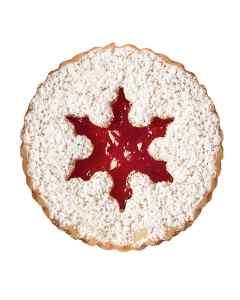 Como são os Linzer Cookies?