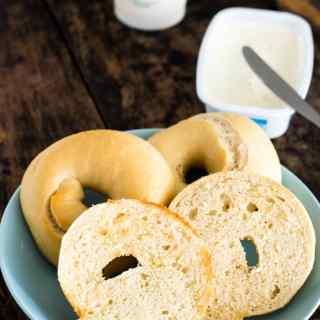 Receita de Bagel | Inglês Gourmet