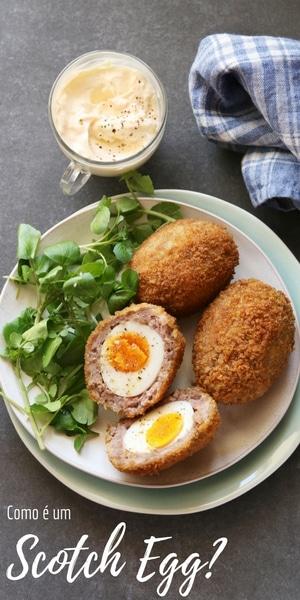 Como é um Scotch Egg? | Inglês Gourmet