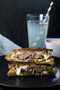 Receita de Patty Melt