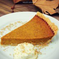 Receita de Pumpkin Pie