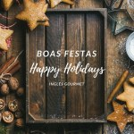 Boas Festas – Happy Holidays