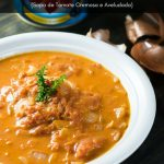 Receita: Velvety Cream of Tomato Soup {Sopa de Tomate Cremosa e Aveludada}